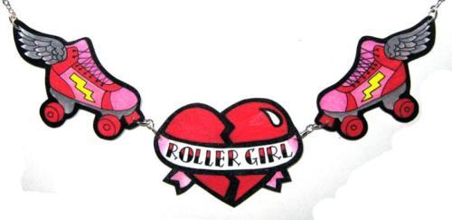 Rollar girl