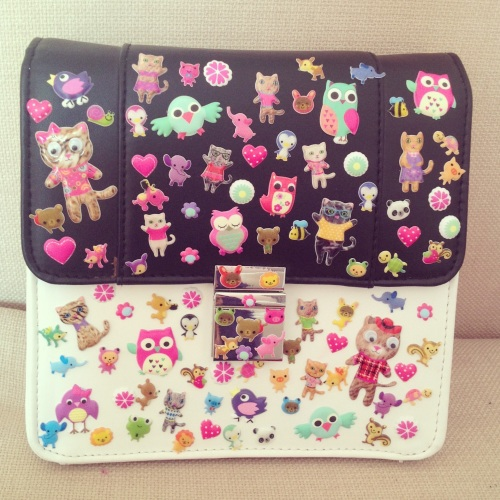 Sticker bag